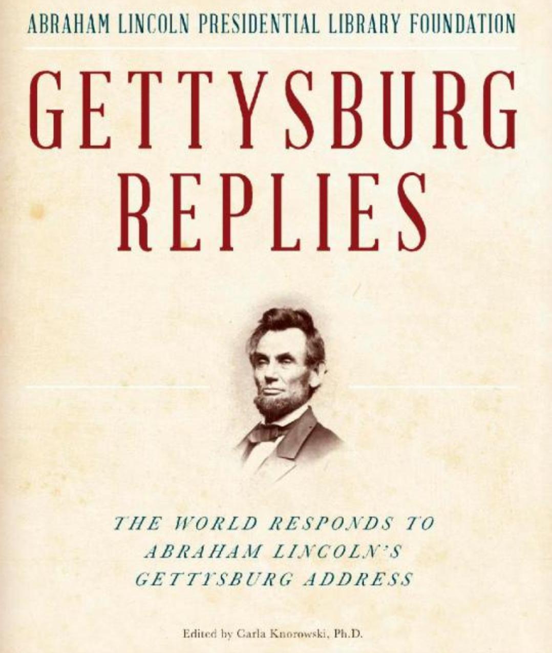 Gettysburg Replies
