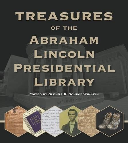 abraham lincoln presidential library treasures